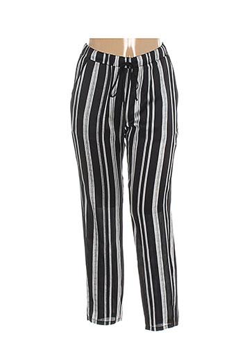 Pantalon casual noir BCBGENERATION pour femme