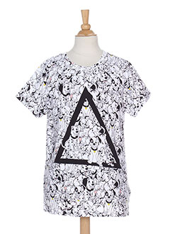 Produit-T-shirts / Tops-Enfant-ELEVEN PARIS