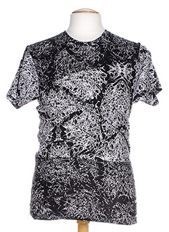 Produit-T-shirts / Tops-Homme-ELEVEN PARIS