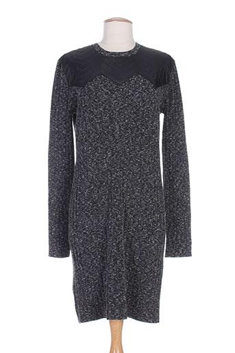sportmax robes femme de couleur gris