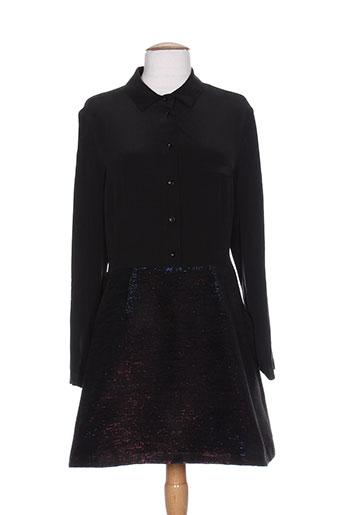 dress gallery robes femme de couleur noir