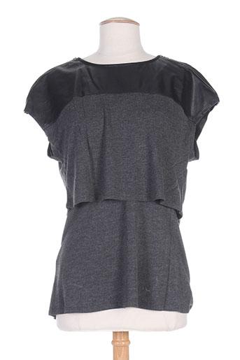 bcbgmaxazria chemises femme de couleur gris