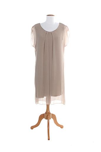 ninati robes femme de couleur marron