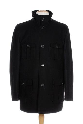 partner's vestes homme de couleur noir