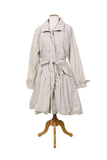 guxy vestes femme de couleur gris