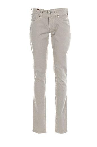notify jeans femme de couleur gris