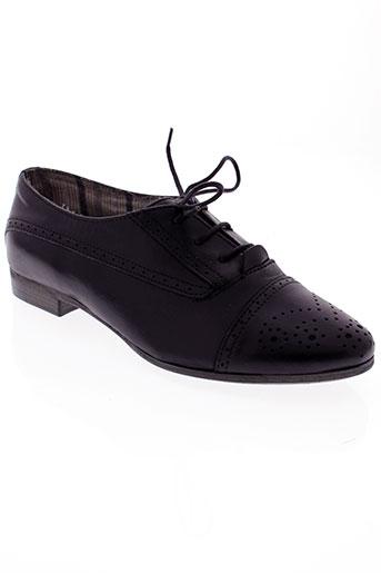 filanto chaussures femme de couleur noir