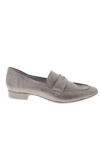 un matin d'ete chaussures femme de couleur beige