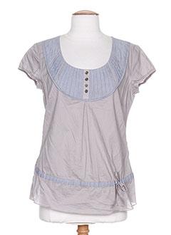 Produit-T-shirts / Tops-Femme-SALT & PEPPER