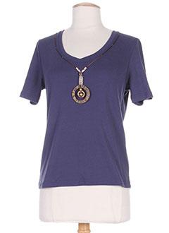 Produit-T-shirts / Tops-Femme-LEWINGER