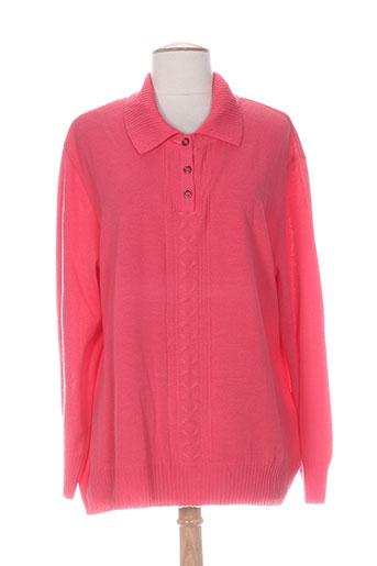 erica rossler pulls femme de couleur rose