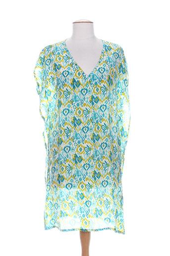 charlie joe robes femme de couleur bleu