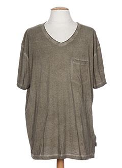 Produit-T-shirts / Tops-Homme-PADDOCK'S