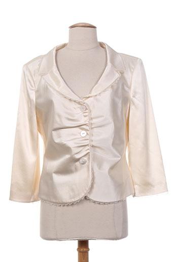 renato nucci vestes femme de couleur beige
