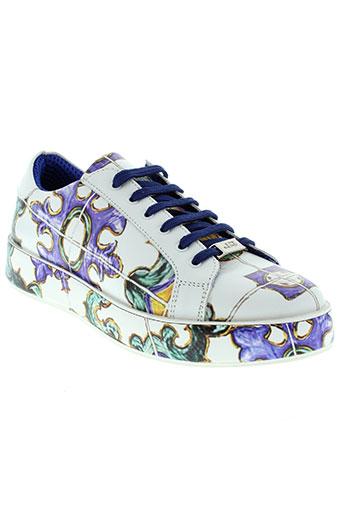j-quinn chaussures femme de couleur blanc