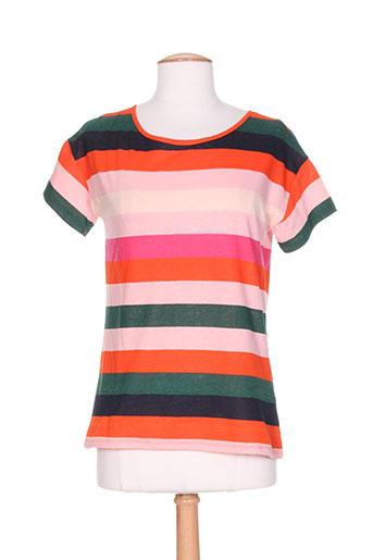 oui chemises femme de couleur rose