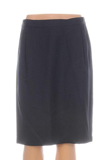 gant jupes femme de couleur bleu