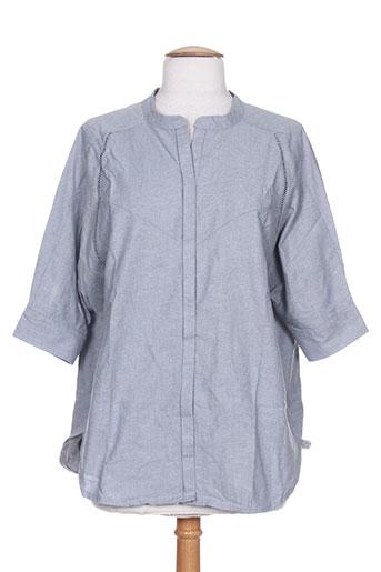 by monshowroom chemises femme de couleur gris