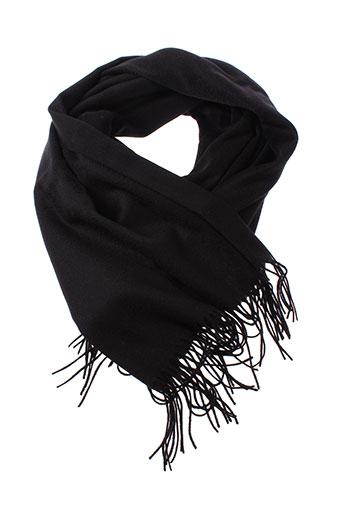 american et vintage echarpes et gants femme de couleur noir