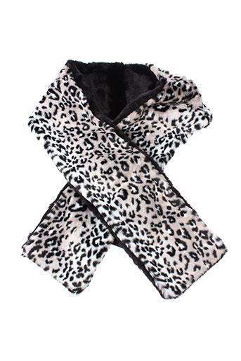 american et retro echarpes et gants femme de couleur noir