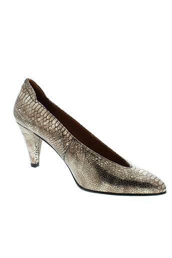 emma.go chaussures femme de couleur marron