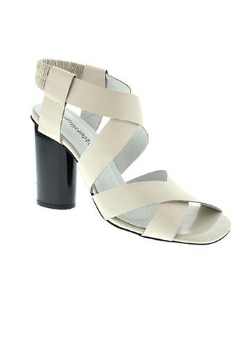 jeffrey campbell chaussures femme de couleur beige