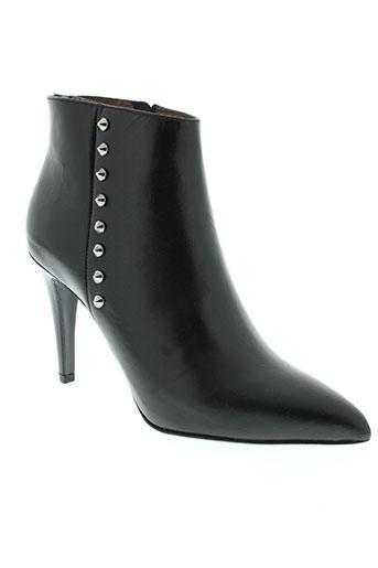 jonak chaussures femme de couleur noir