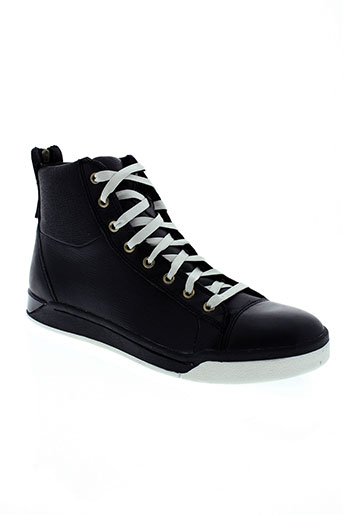 diesel baskets homme de couleur noir