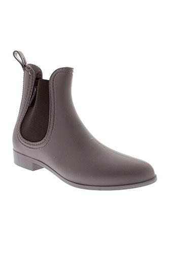 be et only boots femme de couleur gris