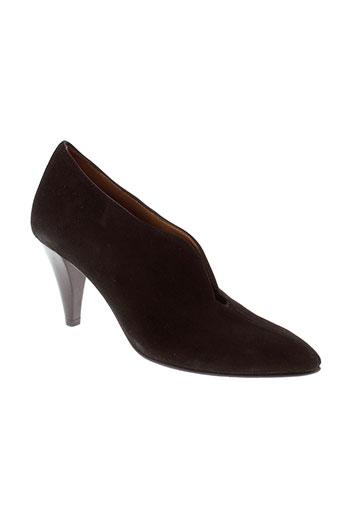 emma.go chaussures femme de couleur noir