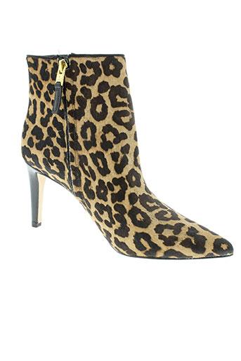 sam et edelman boots femme de couleur marron