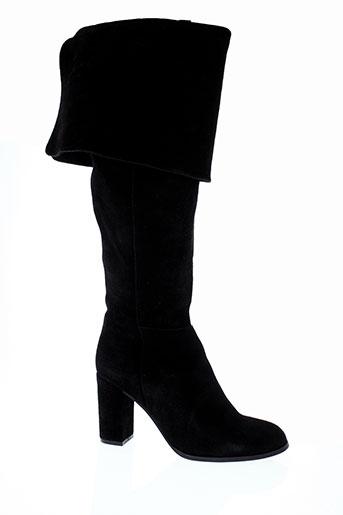 jonak bottes femme de couleur noir
