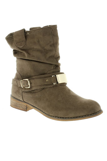 best et mountain boots femme de couleur marron
