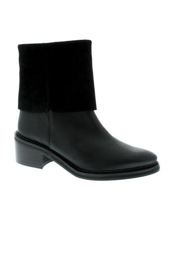 miista boots femme de couleur noir