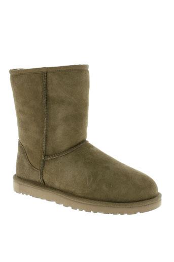 ugg bottes femme de couleur marron