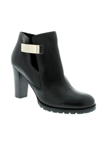 see by chloé chaussures femme de couleur noir