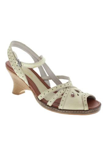 neosens sandales et nu et pieds femme de couleur beige
