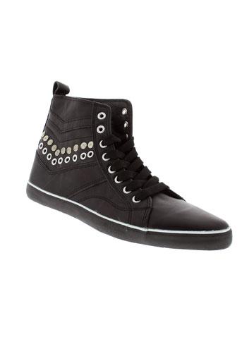 swear-london chaussures homme de couleur noir