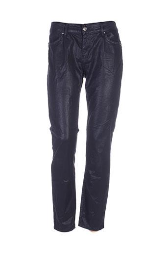 school et rag pantalons et decontractes femme de couleur bleu