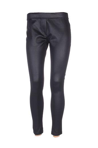 le et petit et baigneur leggings femme de couleur noir