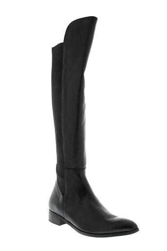 peperosa bottes femme de couleur noir