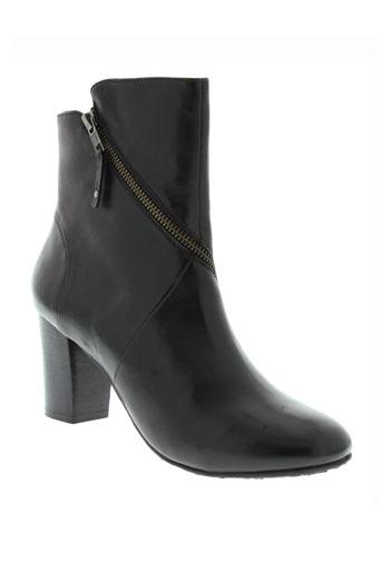 spm chaussures femme de couleur noir
