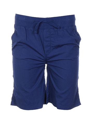 tuc tuc shorts et bermudas garçon de couleur bleu
