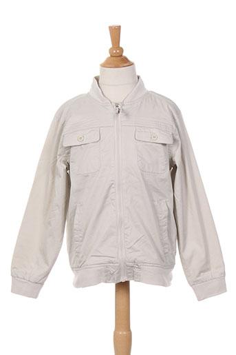 losan vestes garçon de couleur beige