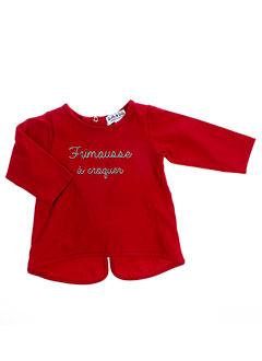 Produit-T-shirts / Tops-Fille-BULLE DE BB