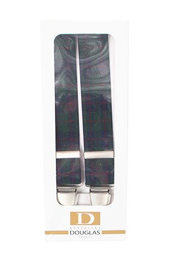 douglas ceintures homme de couleur vert