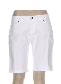 Produit-Shorts / Bermudas-Femme-WHO'S WHO