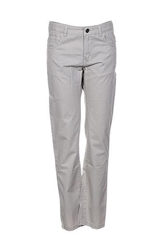 nukutavake pantalons et decontractes garcon de couleur gris