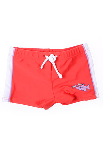 mayoral maillots de bain garçon de couleur rouge