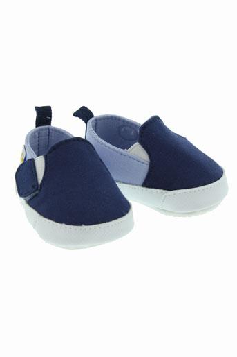 mayoral chaussons garcon de couleur bleu